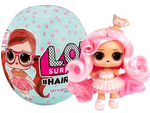 Ваша дочка просит купить куклу lol?