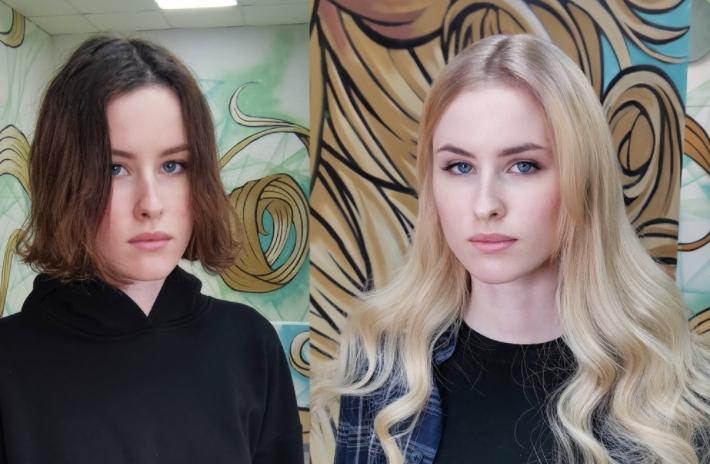 Хотите добавить волос при коррекции? Цены на коррекцию и наращивание волос в СПб