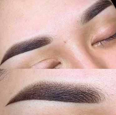 Преимущества перманентного макияжа бровей