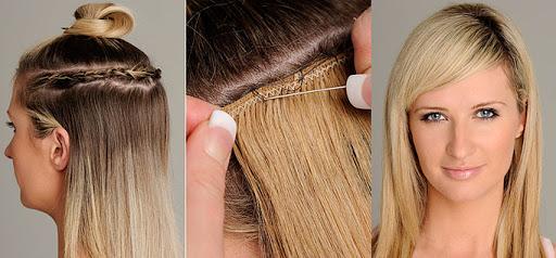Коррекция наращенных волос: придаем прическе опрятный вид вовремя