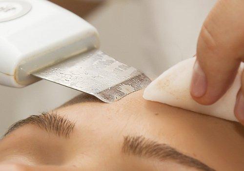 Ультразвуковая чистка лица. Дополнительные преимущества